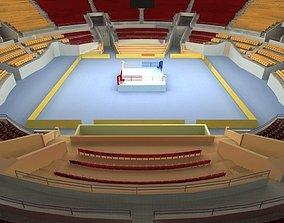 3D Boxing Arena