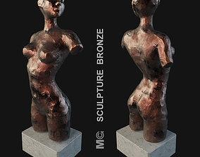 3D model character Sculpture
