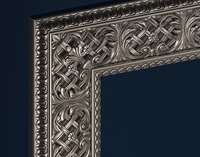 mirror frame 3D printable model
