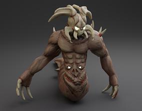 3D model Swamp demon
