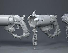 3D printable model Roadhog Weapon Overwatch