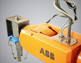 Industrial Robot 120 3D model