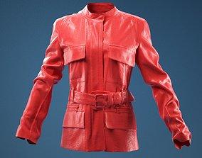 3D Jacket Multiple Pockets