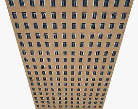 3D model Background house1