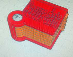 secure Memory Card 3D printable model
