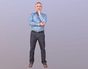 3D model Rd242 - Male Standing