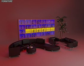 Nightclub 3D model