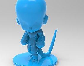 Frieza chibi 3D printable model