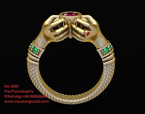 3D printable model 1609 Special Ring