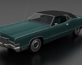 3D model Marquis 2dr Hardtop 1971
