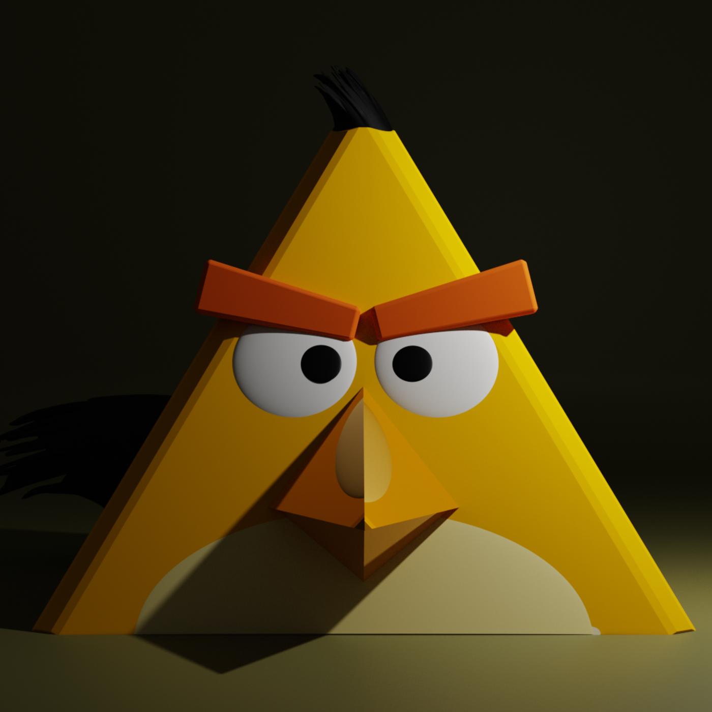 Angry Bird Universe