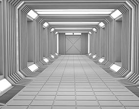 incubator 3D Corridor