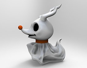Zero from Nightmare Before Christmas 3D print model