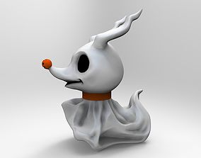 3D printable model Zero from Nightmare Before Christmas