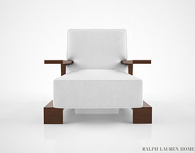 3D model Ralph Lauren Bryant chair