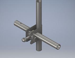 Scaffolding Components 3D