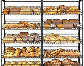 Baking showcase 3D model