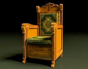 3D King Throne 2