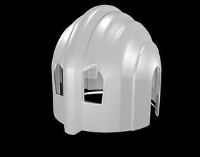 3D Helm of the Knight