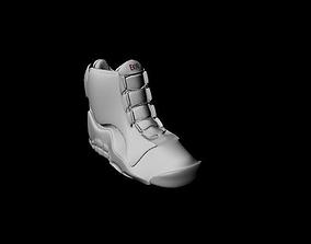 3D model accessories Sneaker