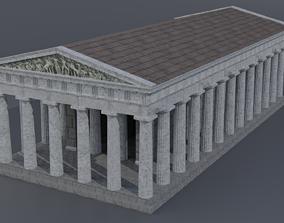 Doric Temple 3D