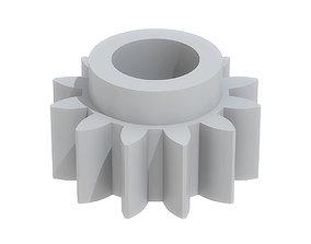 3D print model Philips HR1372 Bowl Reduction Gear