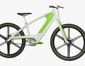3D Electric bike 5