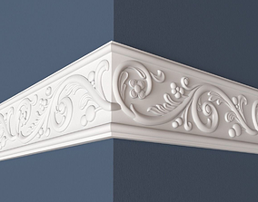 3D Frieze architecture