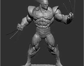 3D print model Wolverine Remix