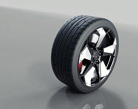 3D lambo Lamborghini Wheel
