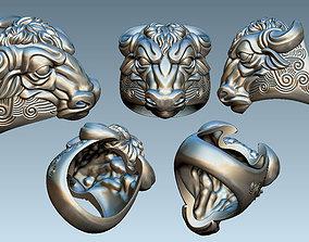 3D print model Bull ring