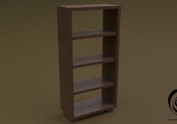 Bookshelf 01 R