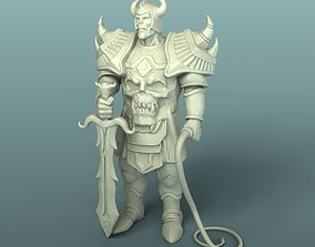printing Warrior 3D print model