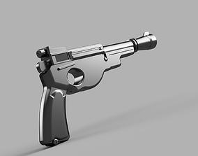 The mandalorian serie blaster 3D printable model