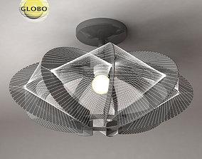 3D Ceiling lamp Globo lightning 2