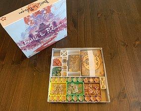 3D print model Battle for Rokugan Board Game Organizer