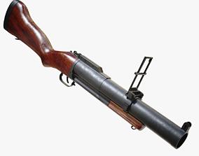3D model realtime Grenade Launcher