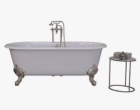 Kallista Classic Bath 3D