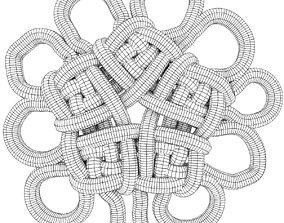 abok 2462 knot 3D asset