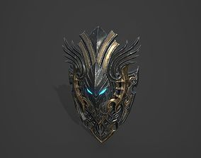 3D asset Shield Models 01 and 02