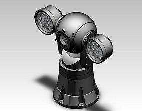 Oxic camera 3D