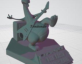 Denver The Last Dinosaur 3D printable model
