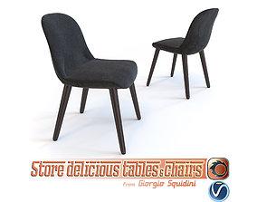 3D asset Poliform Mad Chair