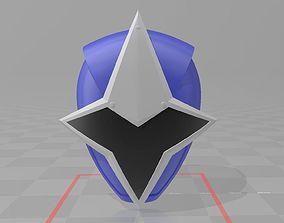 Power Rangers Blue Ninja Steel Ranger 3D print model 1