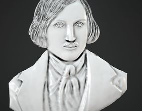 Nikolai Gogol 3D printable model