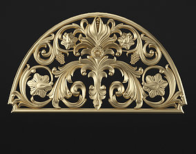 3D model Decorative element 1