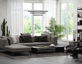 Living room 3D Models | CGTrader