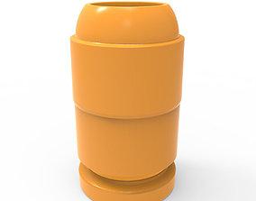 Bullet Cup 3D print model