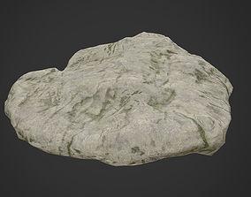 3D asset Sculpt stone D