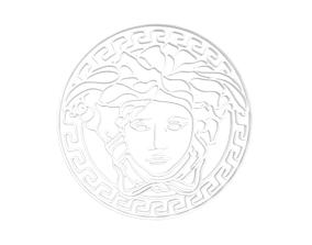 Gianni Versace Logo v1 002 3D